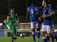 Nantwich Town continue home run with 2-1 victory over Warrington
