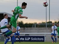 Nantwich Town draw 2-2 with Sandbach United in pre-season friendly