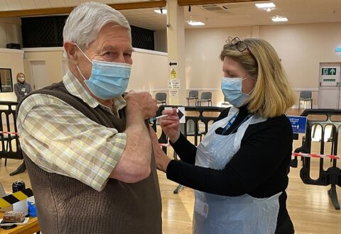 10% in Cheshire East vaccinated as mass county vaccination centre considered