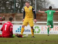 Nantwich Town ease to 3-0 victory at home to Lancaster City