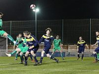 Nantwich Town beat Winsford Saxons in FA Challenge Cup