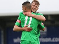 Nantwich Town FC start pre-season with win over Gresford Athletic
