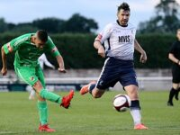 Nantwich Town slip to home defeat against Matlock Town