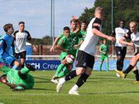 Nantwich Town suffer 1-0 home defeat against Bamber Bridge