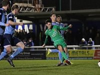 Nantwich Town lose 1-0 to league leaders South Shields