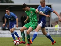 Nantwich Town fall to 2-1 loss in pre-season friendly with Leek