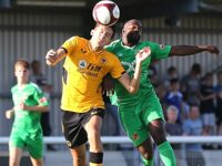 Nantwich Town earn fine draw with Wolves Under 23s