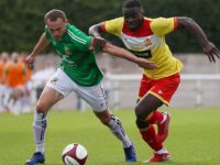 Nantwich Town knocked out of FA Cup by Banbury