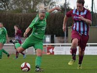 Nantwich Town Ladies hit Brookvale United for 12!