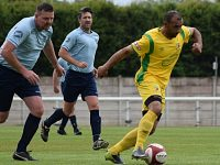 Nantwich Town Veterans draw with Crewe Corinthians in first ever game