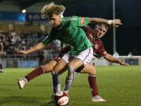 Nantwich Town beaten 2-0 at home to Hyde United