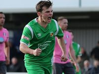Nantwich Town held to frustrating 1-1 draw by Grantham