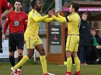Nantwich Town suffer narrow loss at Mickleover Sports