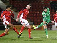 Nantwich Town stun League Two neighbours Crewe Alex in Cup win