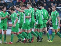 Joe Malkin brace helps Nantwich Town to Boxing Day win at Stafford
