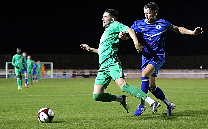 First-half - tackle on Callum Saunders - no penalty given (1)
