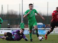 Nantwich Town first half blitz leads to 4-0 win over Hyde