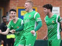 Nantwich Town held to 3-3 draw at fellow promotion chasers Warrington
