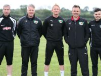 Nantwich Town players back for pre-season training under new boss Cooke
