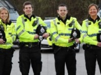 New Nantwich Special Constables star in BBC TV documentary