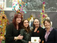 Floristry students from Nantwich star at Chelsea Flower Show