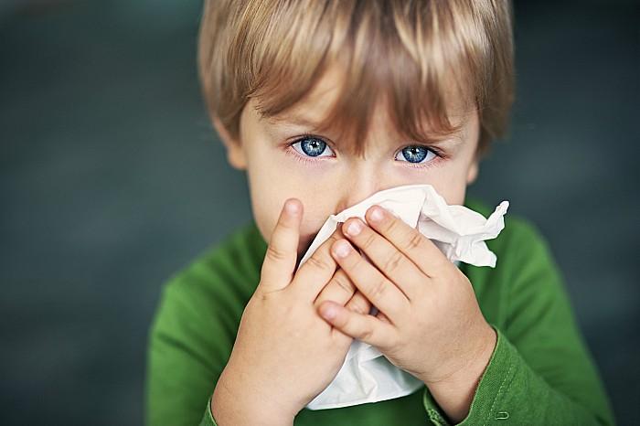 Flu vaccine child