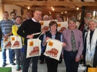 "Mornflake teams up with farmers for Nantwich ""healthy eating"" event"