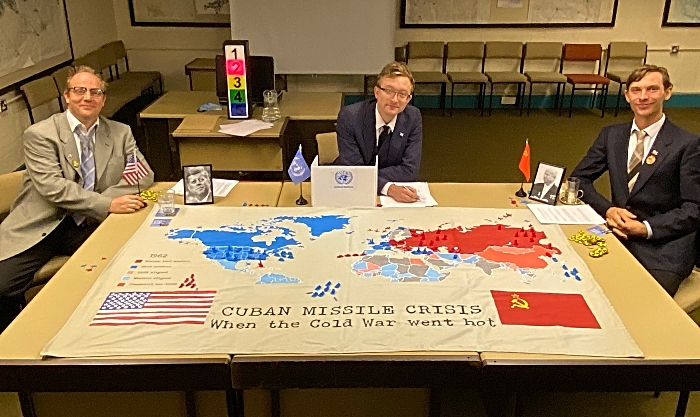 Foreign Field Living History Group - Cuban Missile Crisis (1)