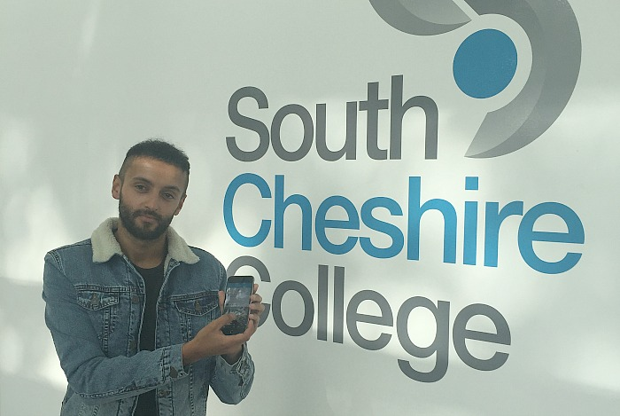 Former Malbank student launches Apple app