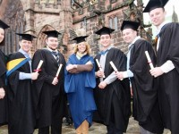 Reaseheath College scores high marks in latest QAA report