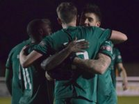 Nantwich Town thump Warrington 4-1 to move second from top
