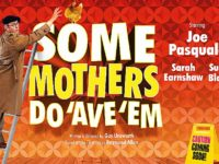Frank Spencer heads for Crewe Lyceum on 'Some Mothers Do 'Ave 'Em' UK tour