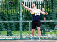 Crewe & Nantwich athlete enjoys triple gold at Scottish Championships