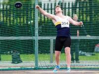 Crewe & Nantwich athlete enjoys triple gold at Scottish Championships