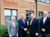 Two Nantwich and Crewe accountants announce merger