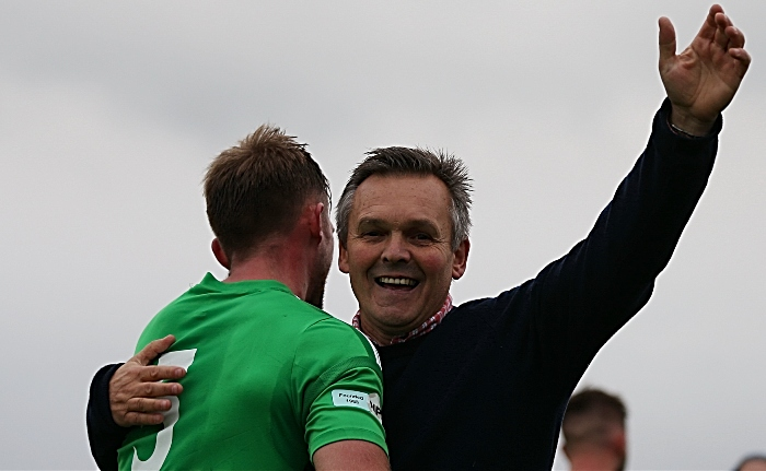 Full-time - Nantwich Town Manager Dave Cooke celebrates victory (2) (1)