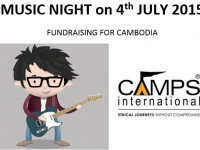 Wistaston to host Camps International music fundraiser