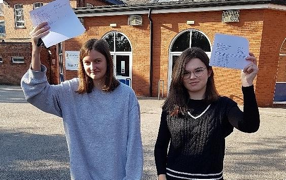 GCSE pupils malbank