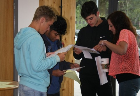 Brine Leas and Malbank students achieve top GCSE results