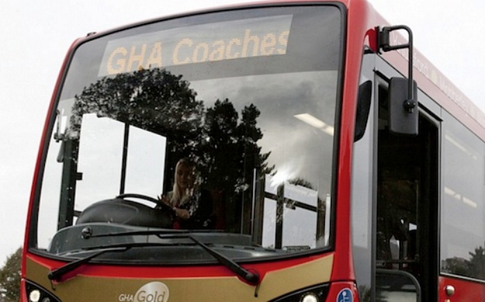 elderly Shavington residents forgotten after GHA coaches bus service Nantwich to Crewe stops