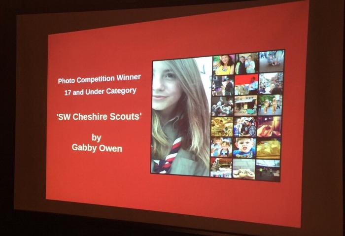 Gabby Owen, photo award winner