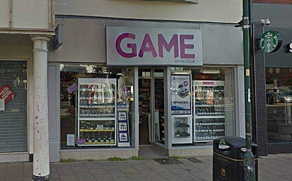 Game in Crewe - pic by Google Street View