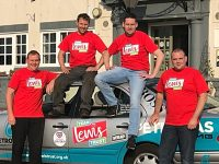 Firm's car rally in memory of tragic Wybunbury Delves pupil Lewis Crossley