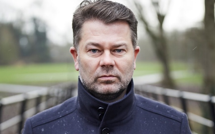 Gary Cliffe - abuse scandal in football
