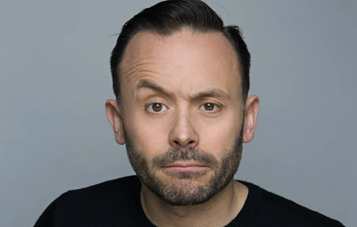 Geoff Norcott - comedy nantwich stand up live