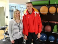 Crewe Alex star George Cooper earns Reaseheath student accolade