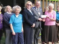 Cheshire Girlguiding receives new Outdoor Activity Centre