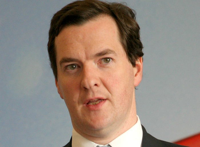 George Osborne (pic creative commons licence by M Holland)