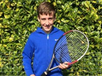Crewe and Nantwich tennis teams battle it out in Winter League