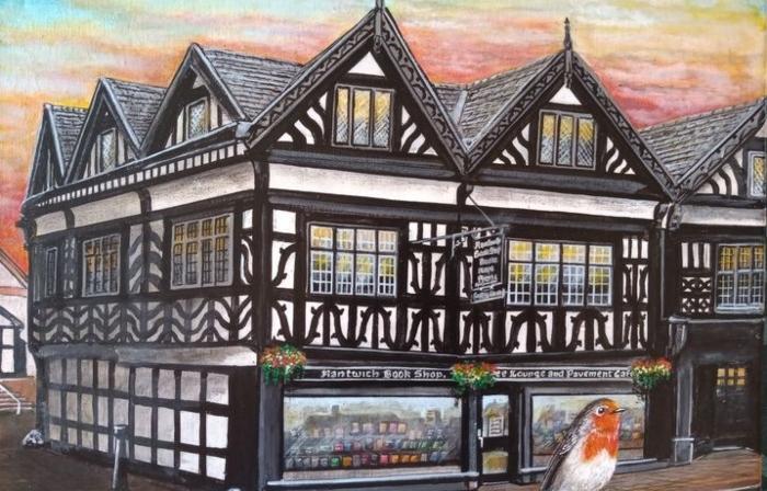 George Telford - Nantwich Bookshop on High Street in Nantwich (1)